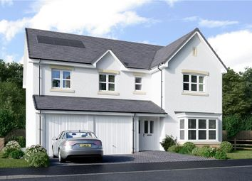 "Thumbnail 5 bed detached house for sale in ""Porterfield"" at Murieston Road, Murieston, Livingston"