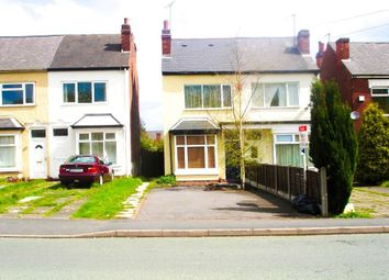 Thumbnail 4 bedroom semi-detached house to rent in Umberslade Road, Selly Oak, Birmingham, West Midlands