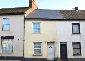 Thumbnail 2 bed terraced house for sale in Victoria Terrace, Cullompton, Devon