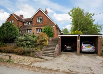 Thumbnail 3 bed semi-detached house for sale in Dern Lane, Chiddingly, Lewes