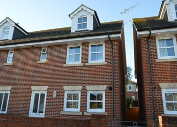 Thumbnail 4 bed semi-detached house to rent in Consort Road, Cowes