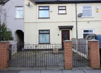 Thumbnail 3 bedroom terraced house for sale in Timon Avenue, Bootle