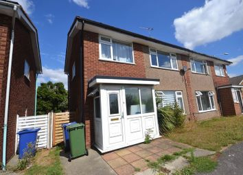 Thumbnail 3 bed semi-detached house for sale in The Sorrells, Corringham, Stanford-Le-Hope