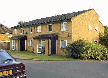 Thumbnail 1 bedroom flat to rent in Foldcroft, Harlow
