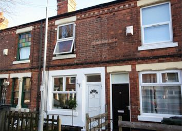 Thumbnail 2 bed terraced house for sale in Carnarvan Street, Netherfield, Nottingham