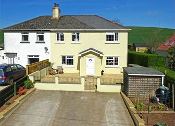 Thumbnail 4 bed semi-detached house for sale in Silver Street, Thorverton, Exeter, Devon