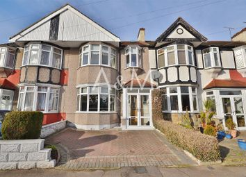 Thumbnail 4 bed terraced house for sale in Aintree Crescent, Ilford