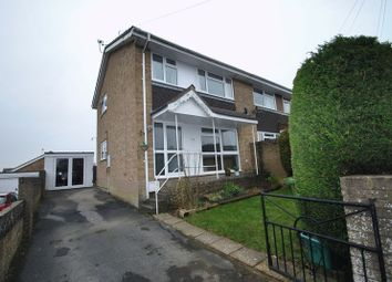 Thumbnail 3 bedroom semi-detached house for sale in Prospect Close, Coleford