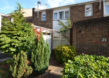 Thumbnail 2 bed end terrace house for sale in Cowper Road, Kingston Upon Thames