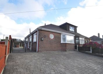Thumbnail 2 bed semi-detached bungalow to rent in Carlos Place, Newcastle-Under-Lyme