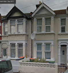 Thumbnail 3 bed terraced house to rent in Norman Road, London