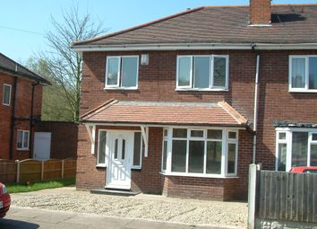 Thumbnail 3 bed semi-detached house for sale in Attlee Avenue, Doncaster