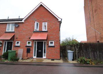 Thumbnail 3 bedroom end terrace house for sale in Dovedale Terrace, Balderton, Newark