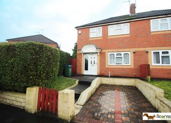 Thumbnail 2 bed semi-detached house for sale in Chester Road, West Bromwich
