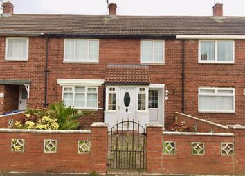 Thumbnail 2 bed terraced house for sale in Lorrain Road, South Shields