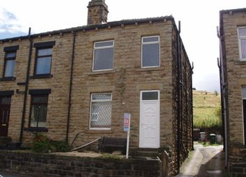 Thumbnail 2 bed end terrace house to rent in Commonside, Hanging Heaton, Batley