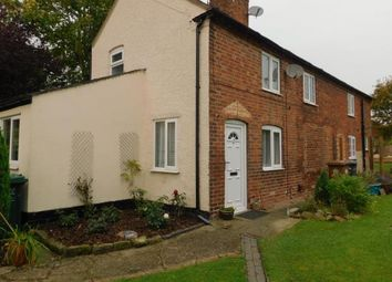 Thumbnail 1 bed cottage to rent in Weston Road, Aston-On-Trent, Derby