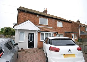 Thumbnail Semi-detached house for sale in Moor View, Camperdown, Newcastle Upon Tyne
