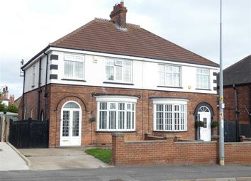 Thumbnail 3 bed semi-detached house for sale in Trinity Road, Cleethorpes
