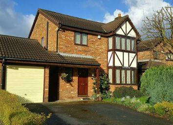 Thumbnail 4 bed detached house for sale in Gleneagles Drive, Fulwood, Preston, Lancashire