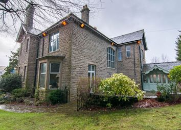 Thumbnail 5 bed detached house for sale in Haslingden Road, Rawtenstall, Rossendale
