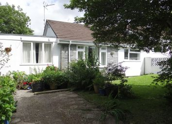 Thumbnail 3 bed bungalow for sale in Dinas Road, St Columb