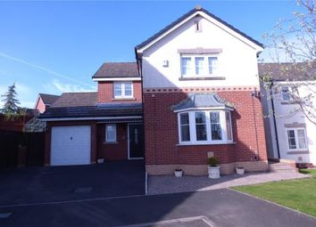 Thumbnail 4 bed detached house for sale in Standingstone Heights, Wigton, Cumbria