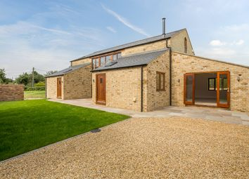 Thumbnail 5 bed detached house for sale in Oxborough Road, Boughton, Kings Lynn