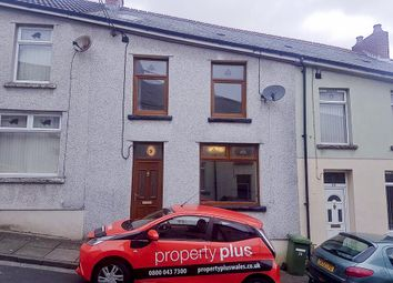 Thumbnail 3 bed terraced house to rent in Aberdare -, Abercwmboi