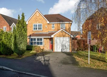 Thumbnail 4 bed detached house for sale in Green Close, Renishaw, Sheffield