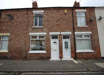 2 bed terraced house for sale in Belgrave Street, Darlington DL1