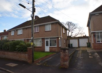 Thumbnail 3 bed semi-detached house to rent in Willoughby Road, Bridgwater