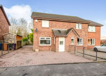 Thumbnail 3 bedroom semi-detached house for sale in Millview Place, Darnley, Glasgow