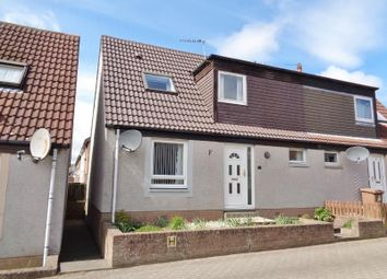 Thumbnail 2 bedroom semi-detached house for sale in Tarvit Terrace, Springfield, Cupar