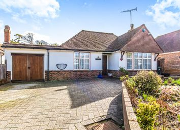 Thumbnail 3 bed detached bungalow for sale in Old London Road, Patcham, Brighton