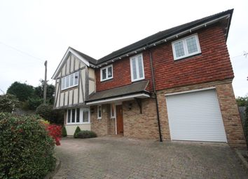 Thumbnail 4 bed detached house to rent in Orchard Grove, Orpington