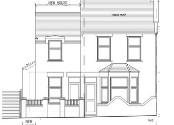 Thumbnail Land for sale in Charlmont Road, London