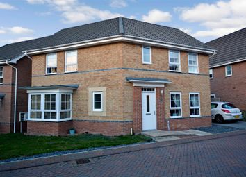 Thumbnail 3 bed detached house for sale in Osprey Drive, Scunthorpe