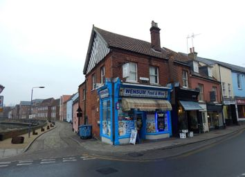 Thumbnail Commercial property for sale in 27 Wensum Street, Norwich, Norfolk