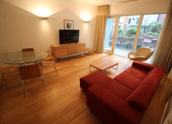 Thumbnail 2 bed flat to rent in Lumiere Building, 38 City Road East, Southern Gateway