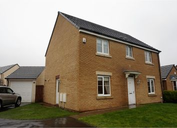 Thumbnail 4 bed detached house for sale in Glan Yr Afon, Aberdare