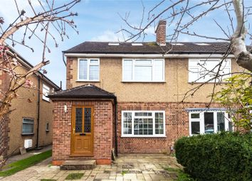 Thumbnail 5 bed semi-detached house for sale in Rutherford Way, Bushey Heath