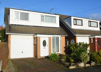 Thumbnail 3 bedroom detached house for sale in Macauley Avenue, Blackpool