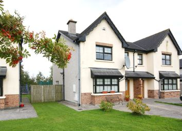 Thumbnail 3 bed semi-detached house for sale in 37 Crossneen Manor, Leighlin Road, Carlow Town, Carlow
