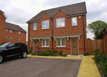 Thumbnail Semi-detached house to rent in Jopling Road, Bisley, Woking