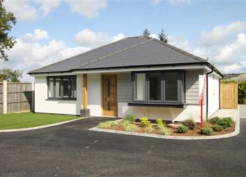 Thumbnail 2 bed detached bungalow for sale in Somerford Avenue, Christchurch Highcliffe, Dorset