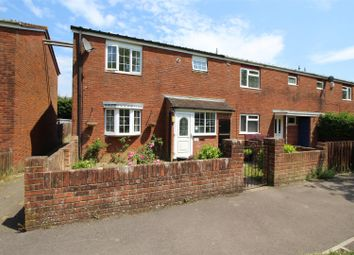 Thumbnail 3 bed end terrace house for sale in Mozart Close, Basingstoke