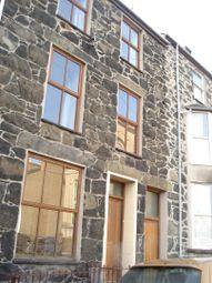 Thumbnail 3 bed terraced house for sale in Salem Terrace, Pwllheli