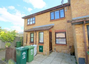 Thumbnail 1 bed terraced house for sale in Meadow View, Hithermoor Road, Stanwell Moor, Surrey