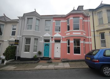 Thumbnail 3 bed terraced house to rent in Anson Place, St Judes, Plymouth